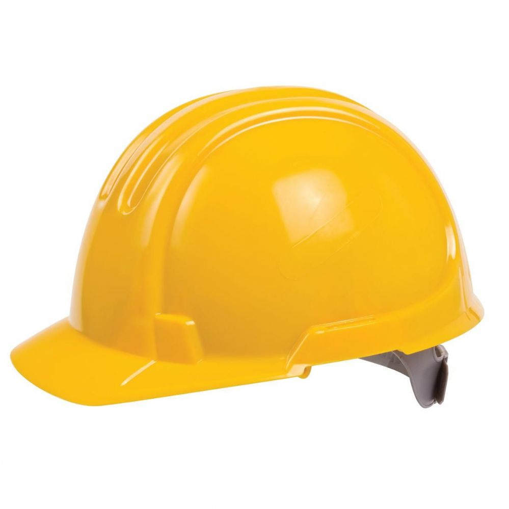 Ox Safety Helmet Hard Hat Yellow
